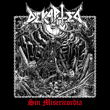 dekapited – sin misericordia [ep]
