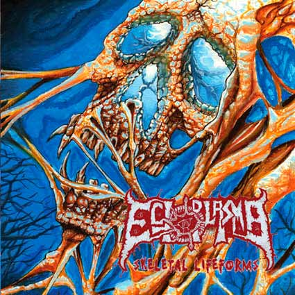 ectoplasma – skeletal lifeforms [ep]