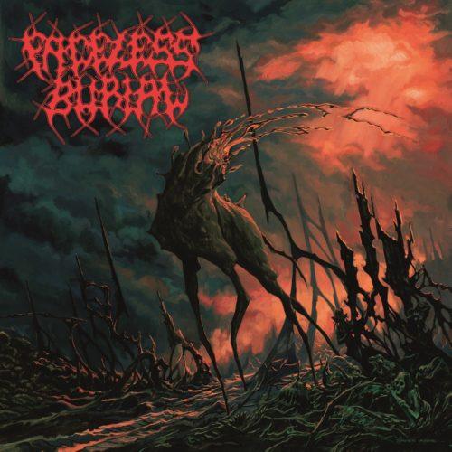 faceless burial – grotesque miscreation