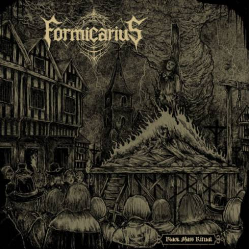formicarius – black mass ritual