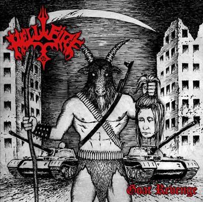 hellfire [ukr] – goat revenge [ep]