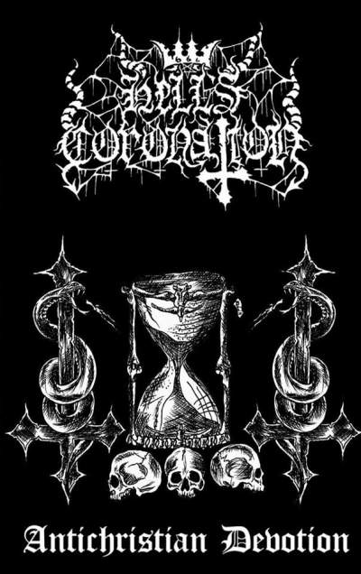 hell's coronation – antichrist devotion [ep]