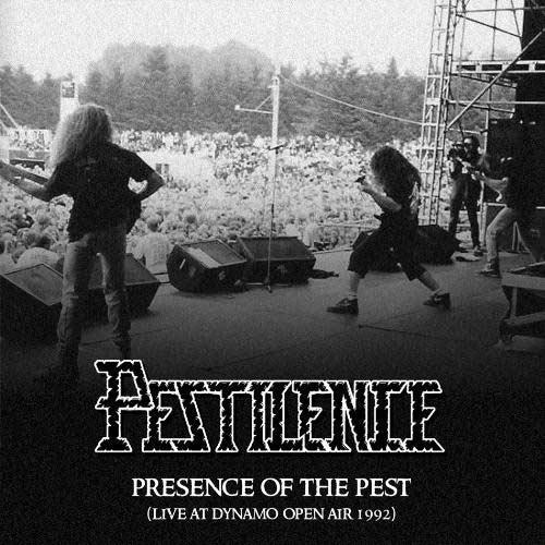 pestilence – presence of the pest