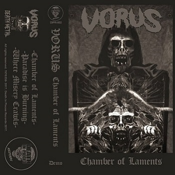 vorus – chamber of laments [demo]