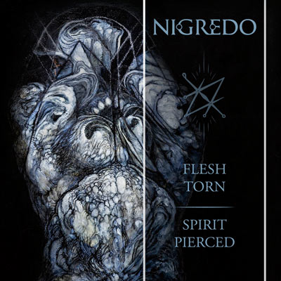 nigredo – flesh torn-spirit pierced