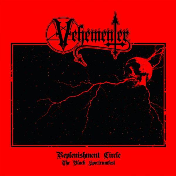 vehementer – replenishment circle (the black spectrumfest) [ep]