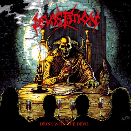 devastatiön – drink with the devil [ep]