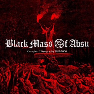black mass of absu – complete discography 1995-2000