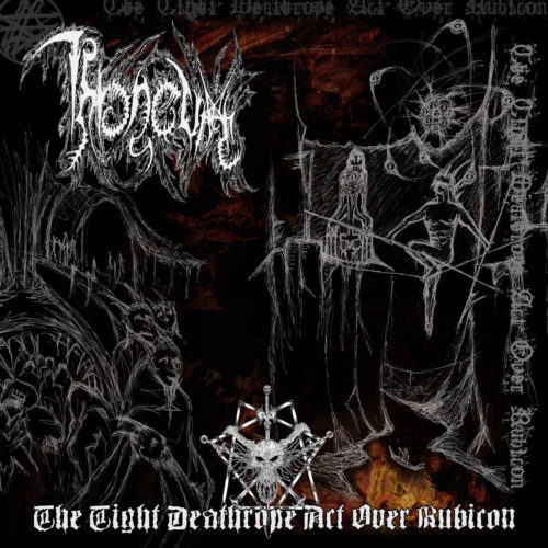 throneum – the tight deathrope act over rubicon