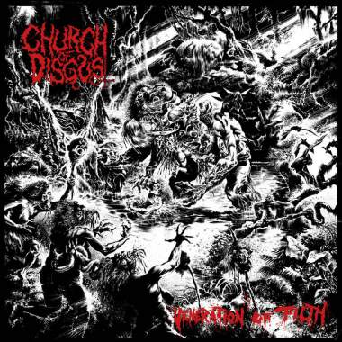 church of disgust – veneration of filth