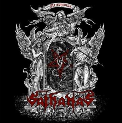 sathanas – necrohymns