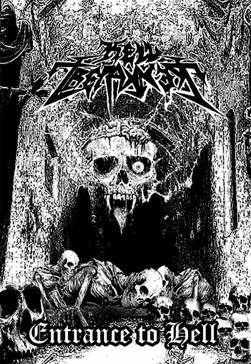 hell trepanner – entrance to hell [demo]