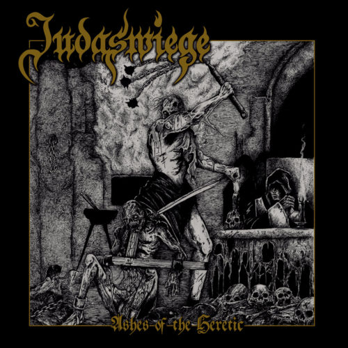 judaswiege – ashes of the heretic [ep]