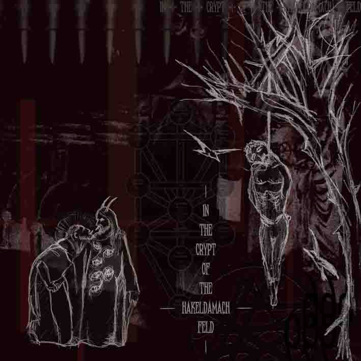 throneum / pazuzu [cri] – in the crypt of the hakeldamach feld [split]