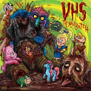 vhs – the new batch