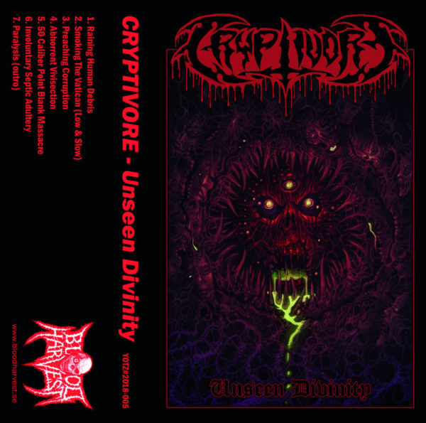 cryptivore – unseen divinity [demo]