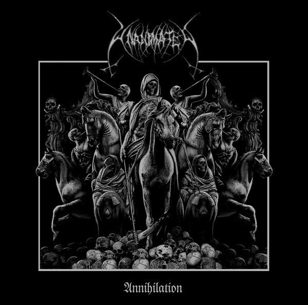 unanimated – annihilation [ep]