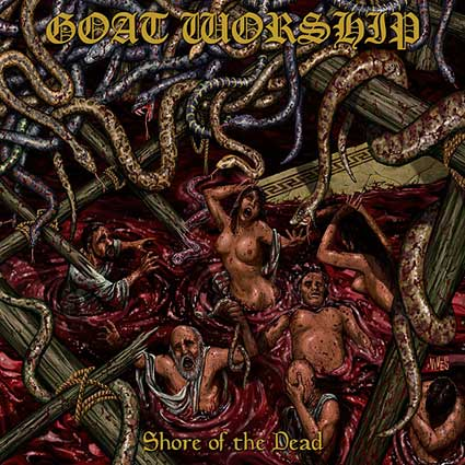goat worship – shore of the dead