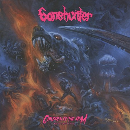 bonehunter – children of the atom