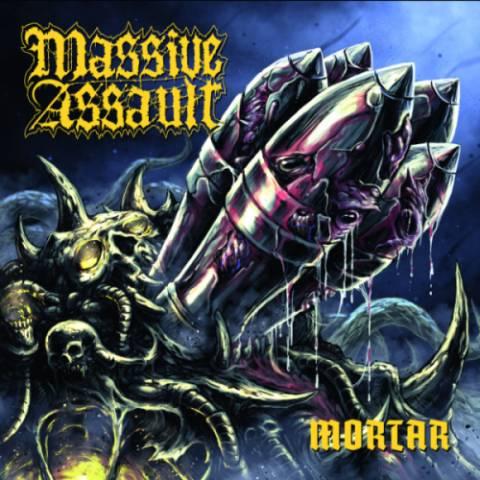 massive assault – mortar