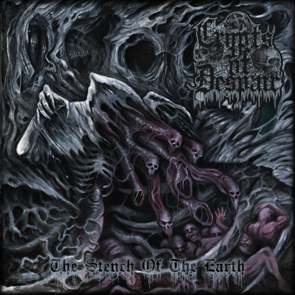 crypts of despair – the stench of the earth