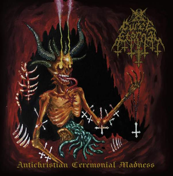 curse eternal – antichristian ceremonial madness