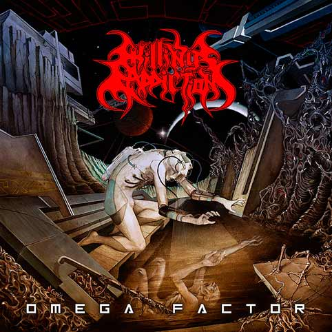 killing addiction – omega factor [re-release]
