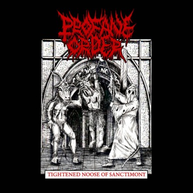 profane order – tightened noose of sanctimony