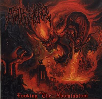 abhorrence [bra] – evoking the abomination
