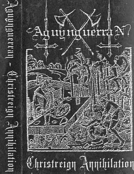 aguynguerran – christreign annihilation [demo]