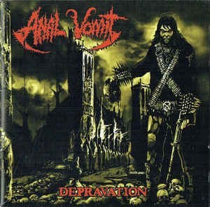 anal vomit – depravation
