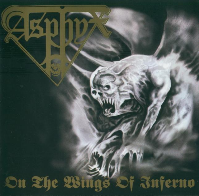 asphyx – on the wings of inferno