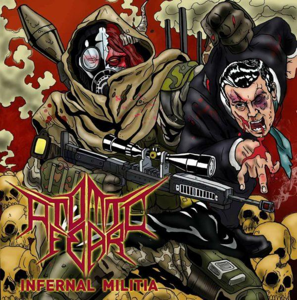 atomic fear [mex] – infernal militia
