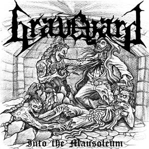 graveyard – into the mausoleum [demo]