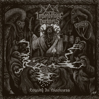 impenetrable darkness  – loyalty in blackness [re-release]