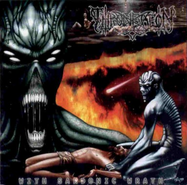 throneaeon – with sardonic wrath [ep]