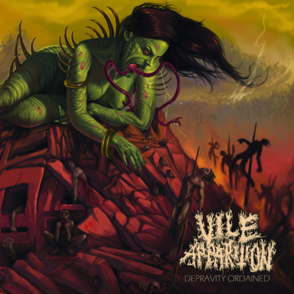 vile apparition – depravity ordained