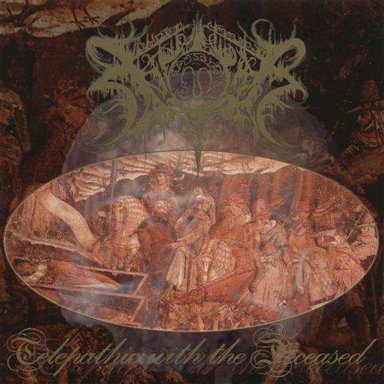 xasthur – telepathic with the deceased