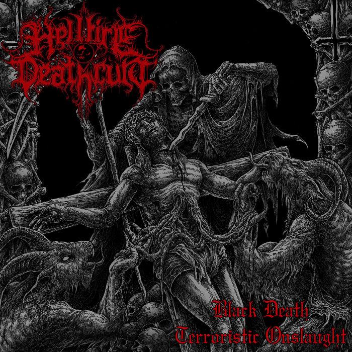 hellfire deathcult – black death terroristic onslaught