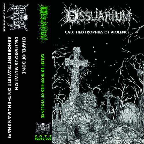 ossuarium – calcified trophies of violence [demo]