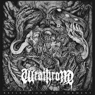 wrathrone – reflections of torment