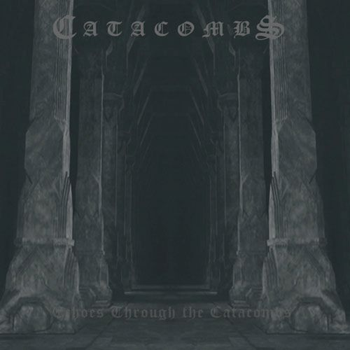 catacombs [usa] – echoes through the catacombs [ep – re-release]