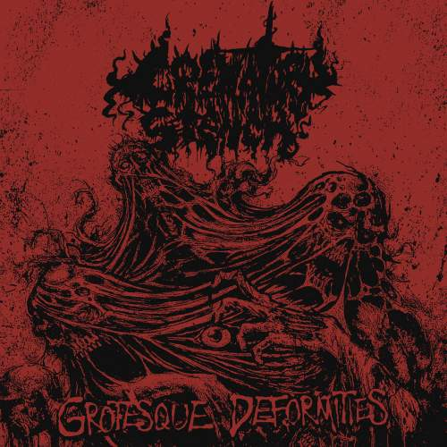 crematory stench – grotesque deformities [ep]