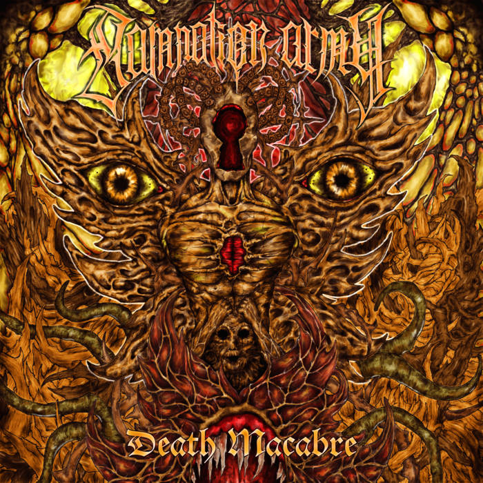 damnation army – death macabre