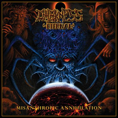 darkness eternal – misanthropic annihilation