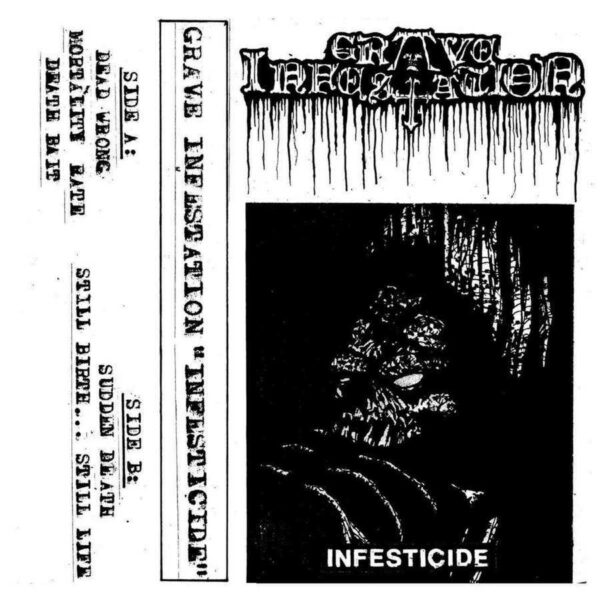 grave infestation – infesticide [demo]