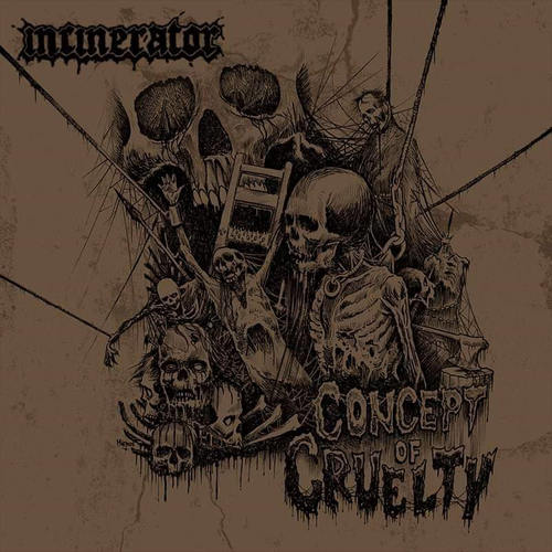 incinerator – concept of cruelty
