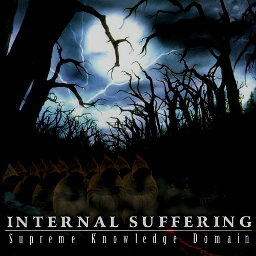 internal suffering – supreme knowledge domain [re-release]