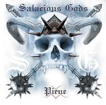 salacious gods – piene