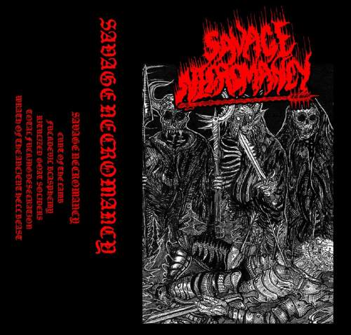 savage necromancy – savage necromancy [ep]